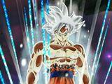 Godly Showdown Goku (Ultra Instinct)