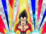 Born of a New Super Saiyan 4 Super Saiyan 4 Vegeta