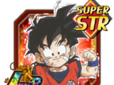 The Child of Prophecy Gohan