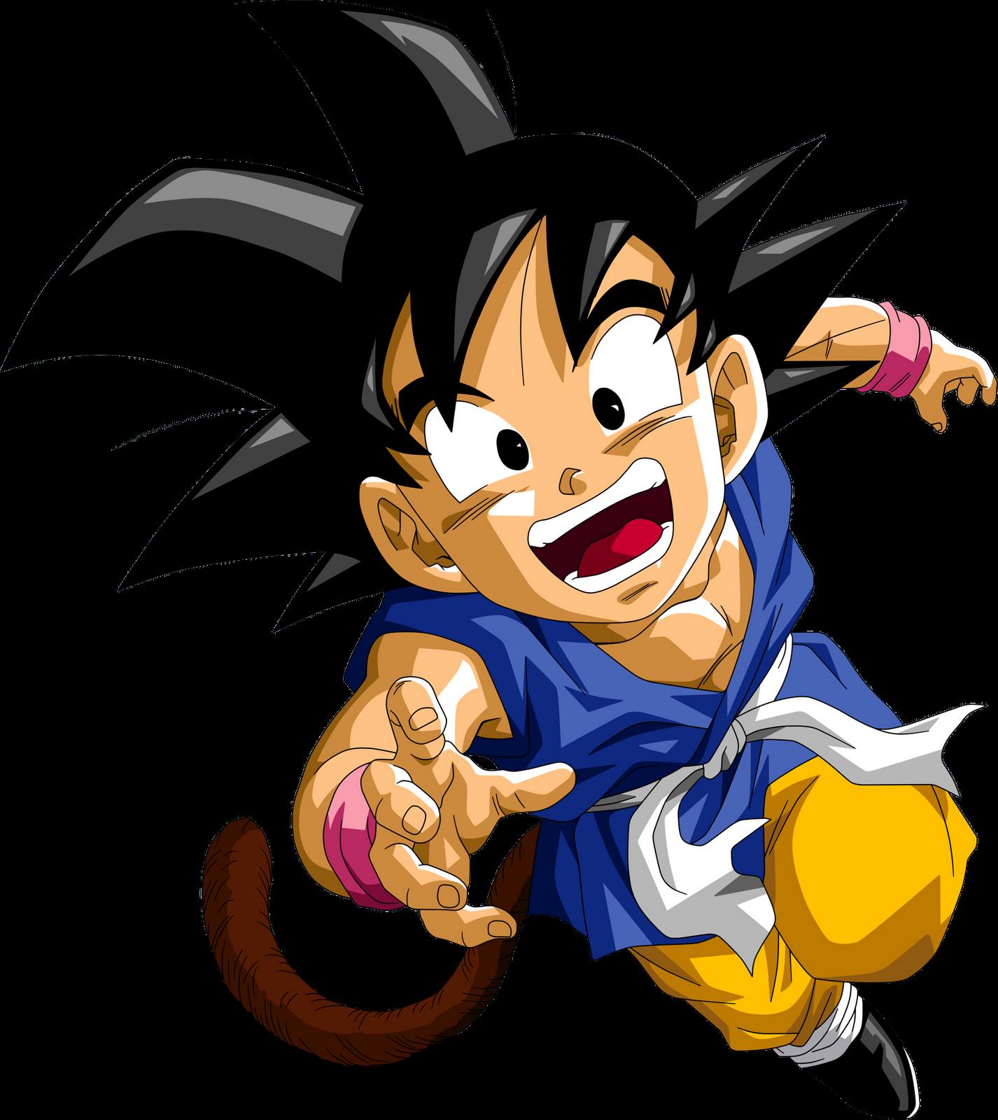 Image Render Dragon Ball Kid Goku Cartoon Hd Wallpaper Iphone 6