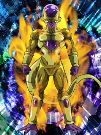 Fake Frieza card
