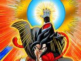 Supreme Super Saiyan 4 Super Saiyan 4 Vegito (Xeno)