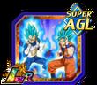 LR SSJGSSJ Goku & SSJGSSJ Vegeta Thumbnail