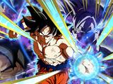 At the Doors of a New World Goku (Ultra Instinct -Sign-)