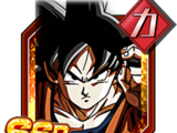 Quiet Excitement Goku