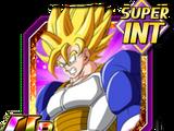 Sacrifice of Speed Super Saiyan Goku