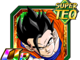 Earth's Final Hope Ultimate Gohan