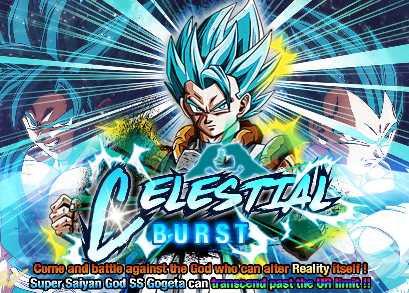 Celestial Burst!! | DB-Dokfanbattle Wiki | FANDOM powered by