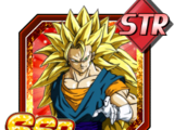 Ultimate Fusion Super Saiyan 3 Vegito
