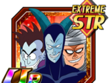 Fortuneteller Baba's Fighters Devilman, Dracula Man