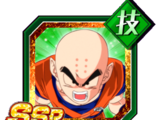 Giver of Life Krillin