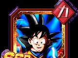 Breaking the Ice Goku