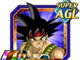 Strength in Self Bardock
