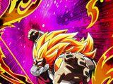 True Darkness Revealed Kanba (Golden Giant Ape)