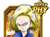 Razor-Sharp Passion Android 18