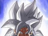 Sensation Beyond Ultra Instinct Goku Super Saiyan 4 Ultra Instinct