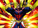 True Symbol of Peace All Might