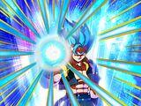 Ultimate Fusion Reborn Super Saiyan God SS Gogeta