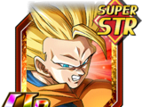 Astounding New Evolution Super Saiyan 3 Goku