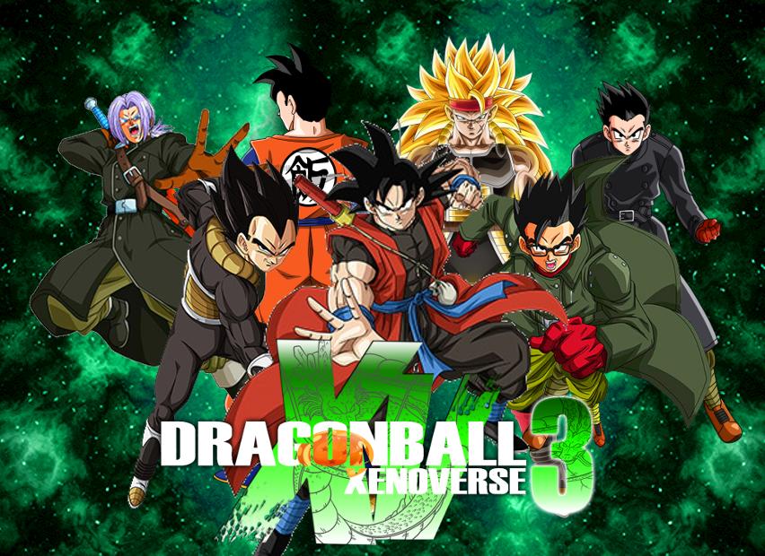 dragon ball xenoverse come