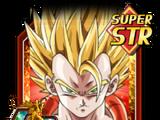 Legend Reborn Super Gogeta