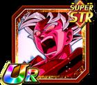 Goku x100 fake base