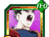 Will to Keep On Fighting Gohan (Poisoned)