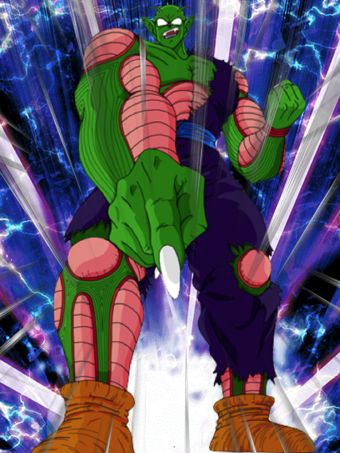 Piccolo Giant Fake card