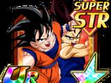 Limitless Saiyans Goku & Vegeta