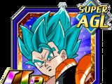 Five-Minutes Gamble Super Saiyan God SS Gogeta