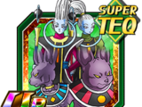 Reluctant Cooperation Beerus & Whis & Champa & Vados