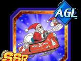 The Original Kris Kringle Master Roshi(Santa Claus) & Goku(Youth)(Santa's Little Helper)