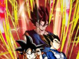 Greatest Union Goku & Vegeta