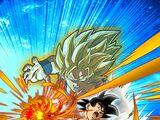 Advanced Power Goku