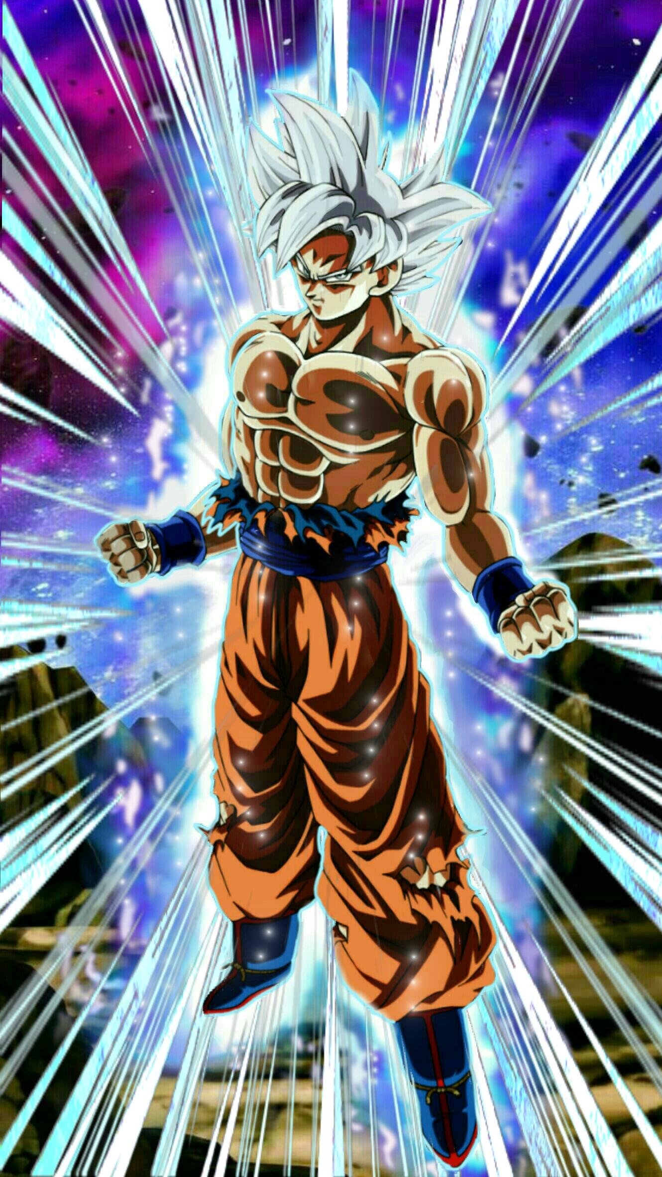 Godly Beatdown Goku Ultra Instinct Db Dokfanbattle