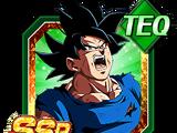 A New Technique Goku (Ultra Instinct -Sign-)