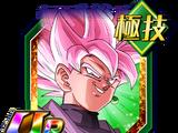 Blades of Virulence Goku Black (Super Saiyan Rosé)