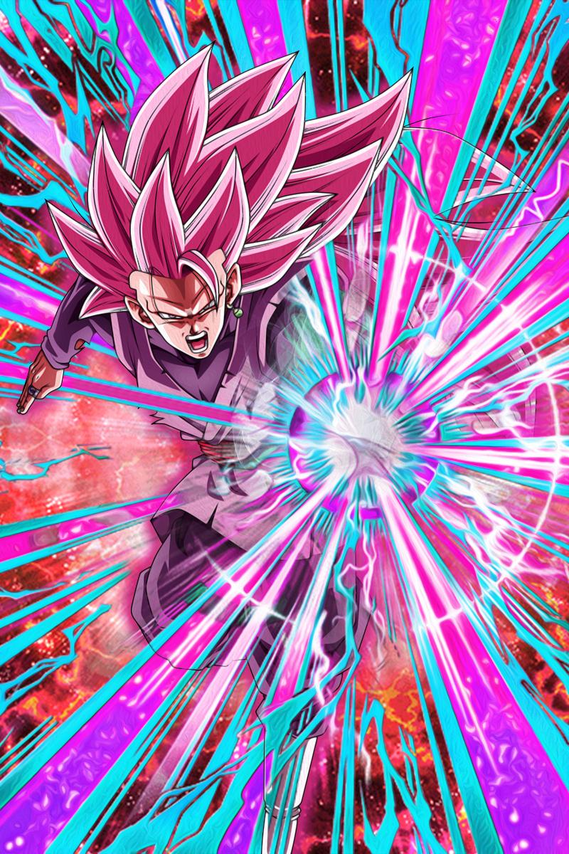 Peak Transformation Ssj3 Rose Goku Black Db Dokfanbattle