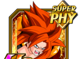 Power Incarnate Super Saiyan 4 Gogeta