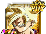 Flare of Rage Super Saiyan Gohan (Youth)