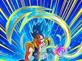 Official Return of the Ultimate Warrior Super Saiyan God SS Gogeta