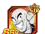 The Ghostly Nightmare Ghost Nappa