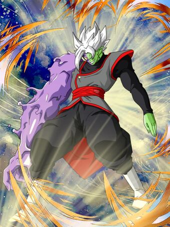 Fake infinite zamasu card