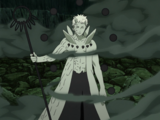 The Ten Tails Jinchuriki Obito Uchiha