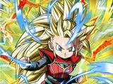 Unyielding Storm Super Saiyan 3 Note