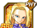 Inhuman Fear - Android 18