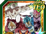 Greatest Team in Existence Saiyan Force(Team)