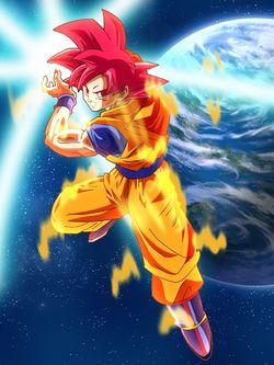 SSG Goku GutsKC Fake