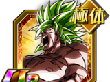 Saiyan Deranged Out of Control Super Saiyan (Full Power) Broly