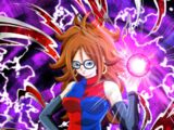 The Evil Researcher Android 21 (Normal)